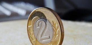dwa złote