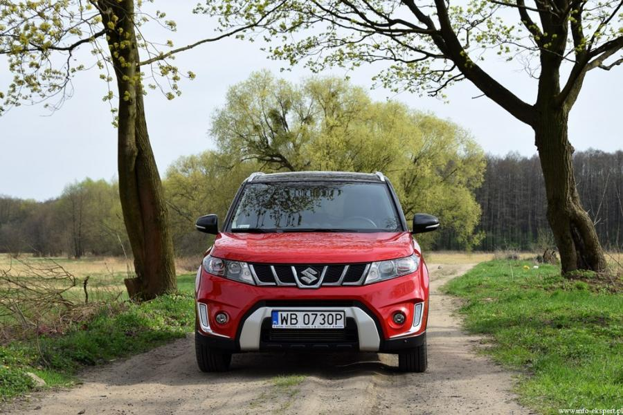 4 1 - Test Suzuki Vitara 1.4 BOOSTERJET 6AT 4WD S