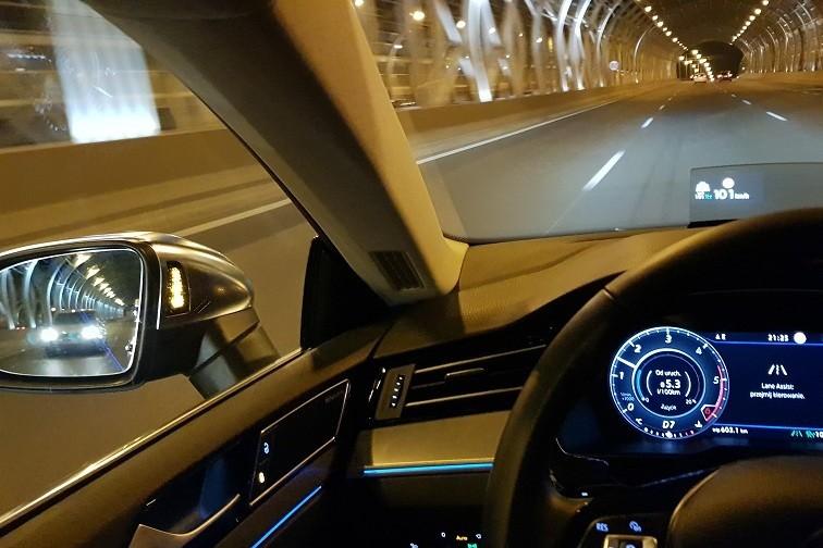 7 - Volkswagen Arteon 2.0 TDI DSG Elegance - systemy wspomagające kierowcę