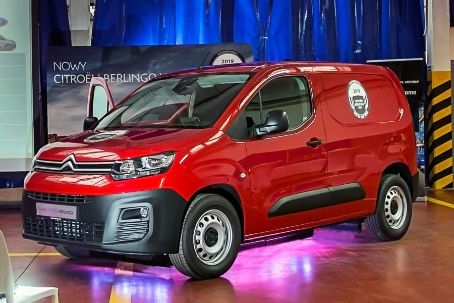 1 1 - International Van of the Year 2019 – III generacja Berlingo przełamuje stereotypy