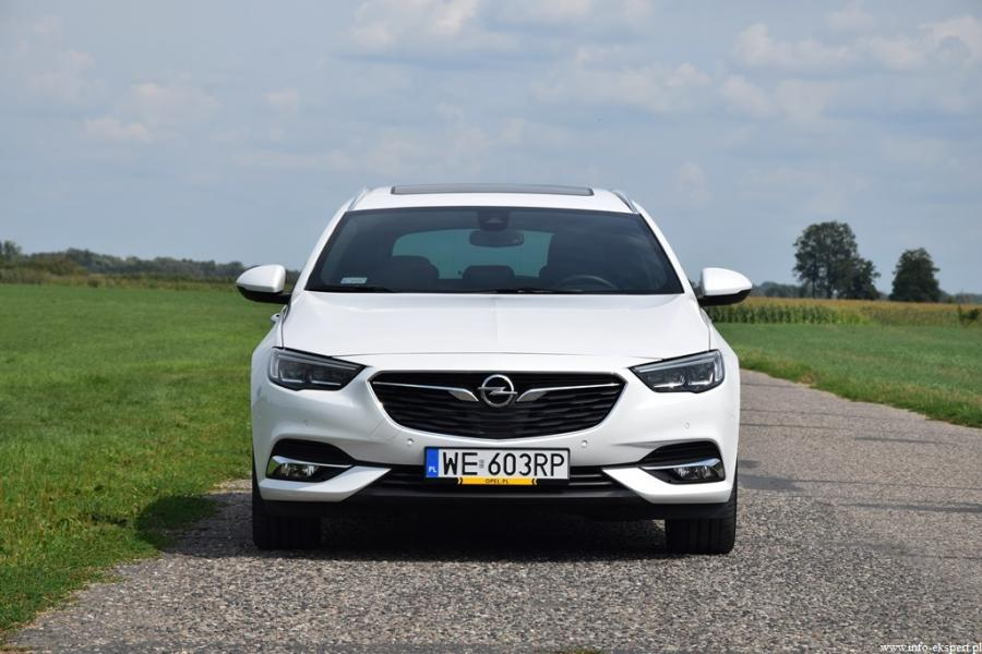 2 1 - Test Opel Insignia Sports Tourer 2.0 CDTI AT8 Elite