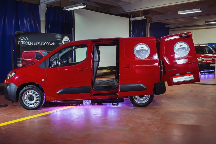 2 2 - International Van of the Year 2019 – III generacja Berlingo przełamuje stereotypy