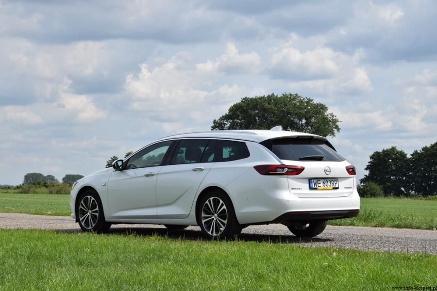 3 1 - Test Opel Insignia Sports Tourer 2.0 CDTI AT8 Elite