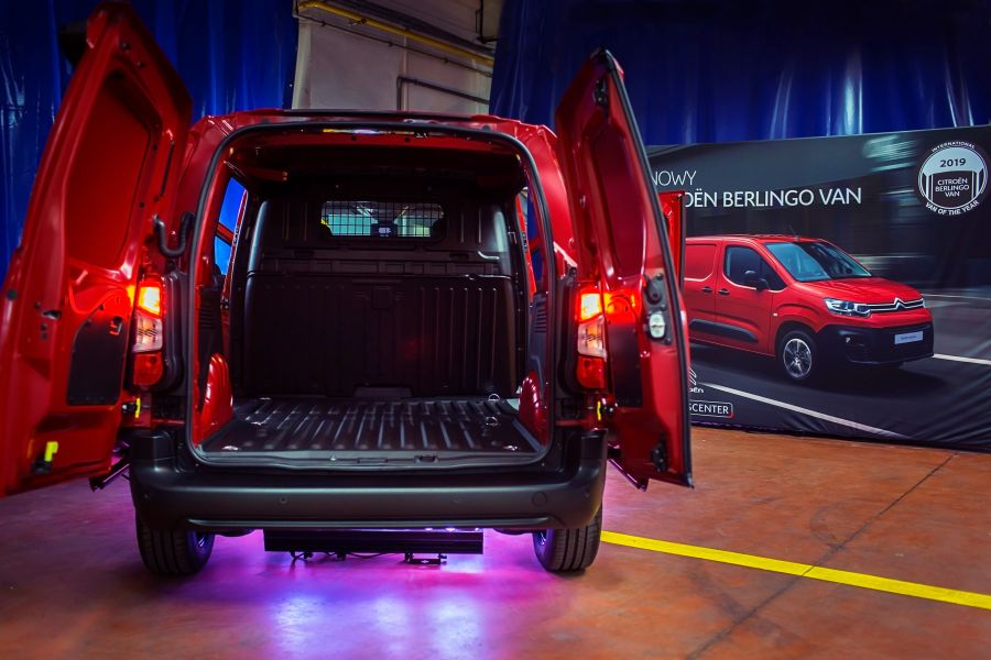 3 2 - International Van of the Year 2019 – III generacja Berlingo przełamuje stereotypy