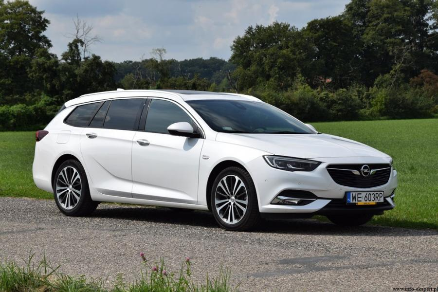 41 - Test Opel Insignia Sports Tourer 2.0 CDTI AT8 Elite