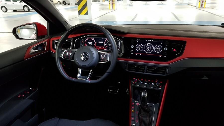2 - Volkswagen POLO GTI – prawdziwe Gran Turismo Injection?