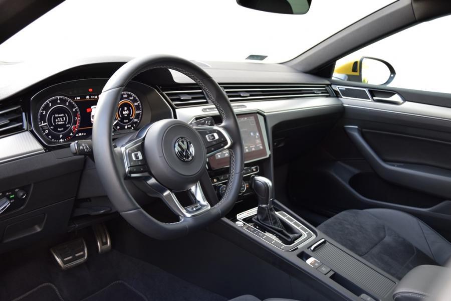 4 1 - Test Volkswagen Arteon R-Line 2.0 TSI 4Motion