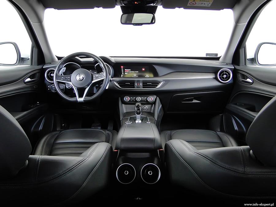 4 1 - Test Alfa Romeo Stelvio Super 2.2 TD AT AWD