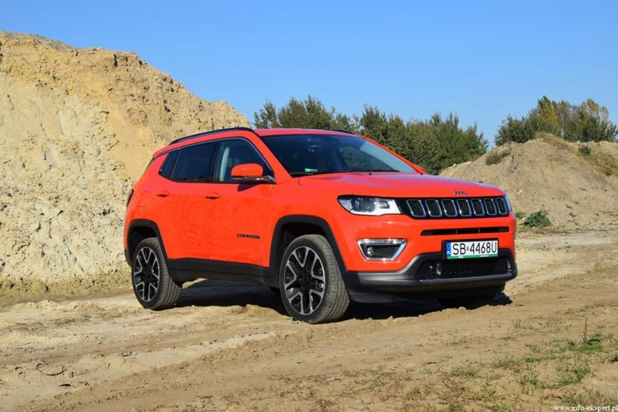 1 - Test Jeep Compass 2.0 MJD 4x4 Limited