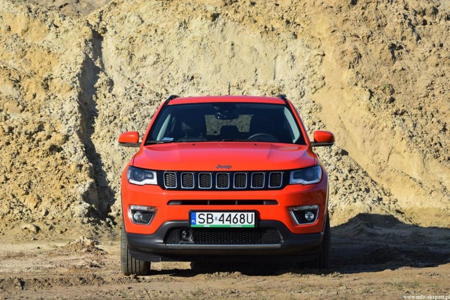 2 - Test Jeep Compass 2.0 MJD 4x4 Limited