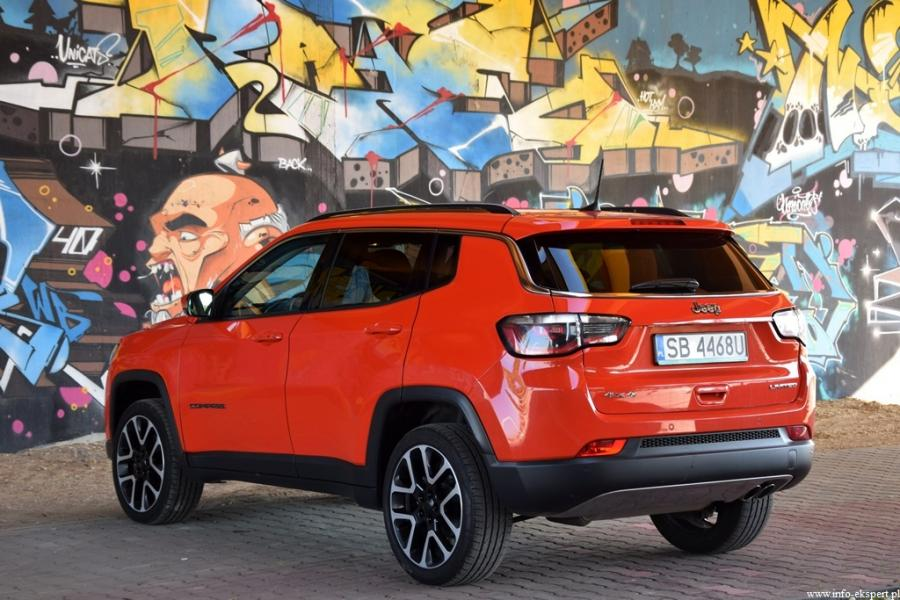 3 - Test Jeep Compass 2.0 MJD 4x4 Limited