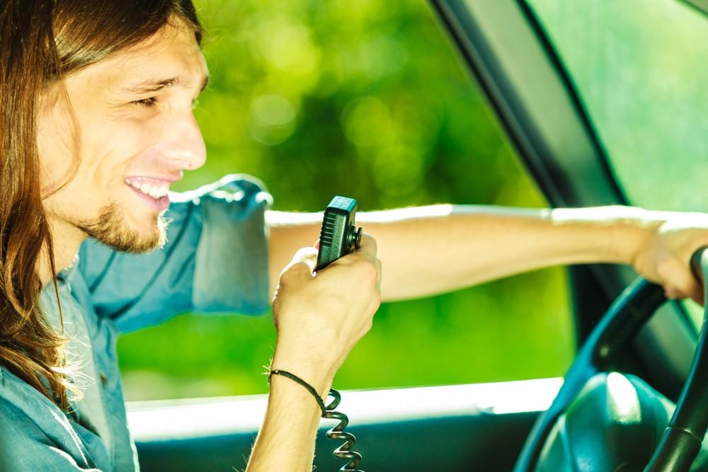 cb radiowsamochodziekiedywartojemiec - CB radio w samochodzie, kiedy warto je mieć?