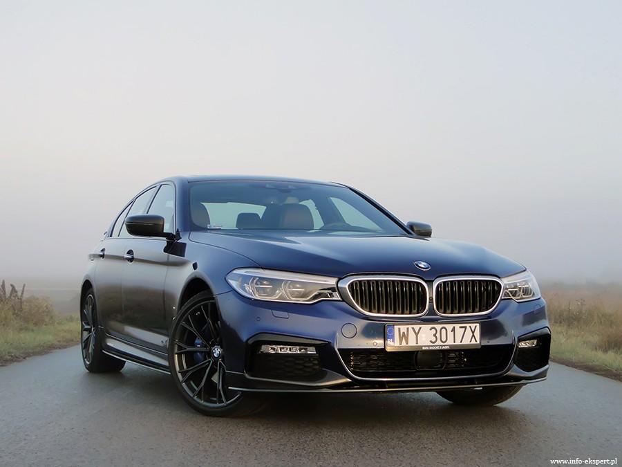1 2 - Test BMW 530e iPerformance