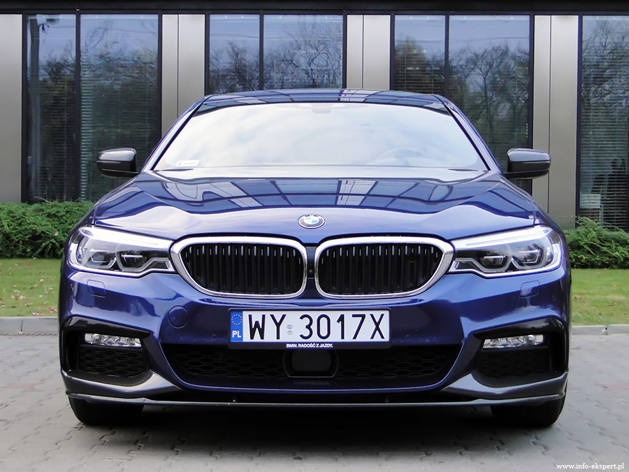 4 1 - Test BMW 530e iPerformance