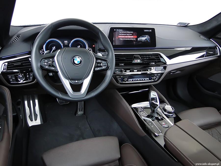 7 - Test BMW 530e iPerformance