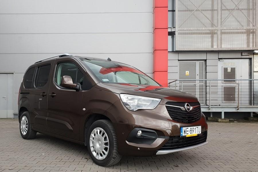 1 - Opel Combo Life - rodzinny pakiet korzyści