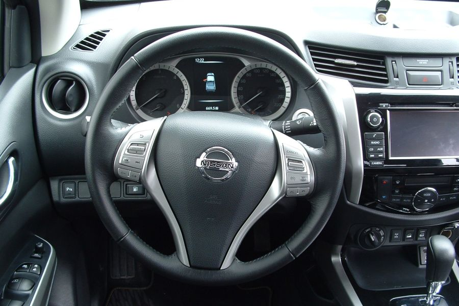 27 1 - Test Nissan Navara 2.3 dCi N-Guard