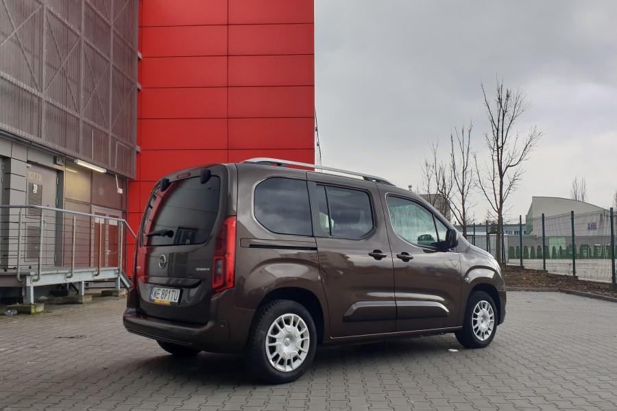 3 - Opel Combo Life - rodzinny pakiet korzyści