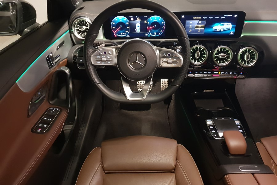 7 1 - Mercedes A-klasa - inteligentne premium