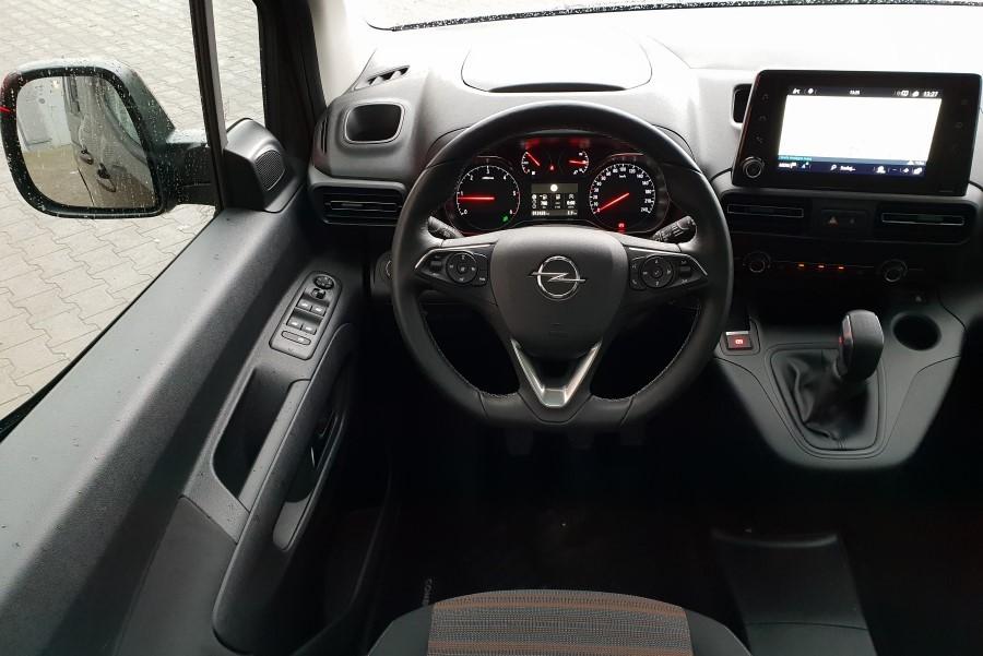7 - Opel Combo Life - rodzinny pakiet korzyści