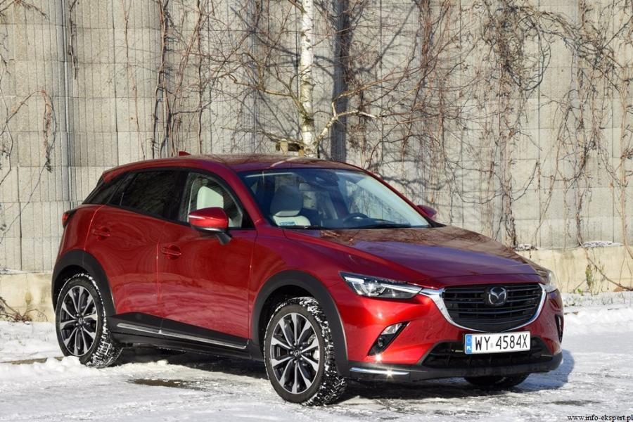 1 1 - Test Mazda CX-3 2.0 AT SkyPASSION