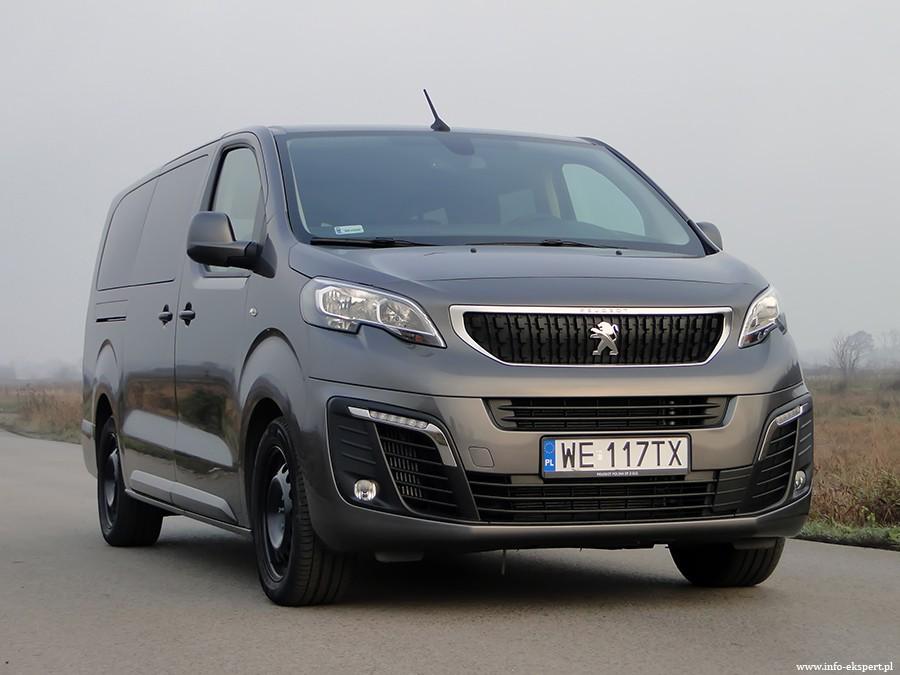 1 3 - Test Peugeot Traveller Business Long 2.0 BlueHDi
