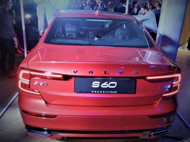 2 2 - Volvo S60 w nowej odsłonie