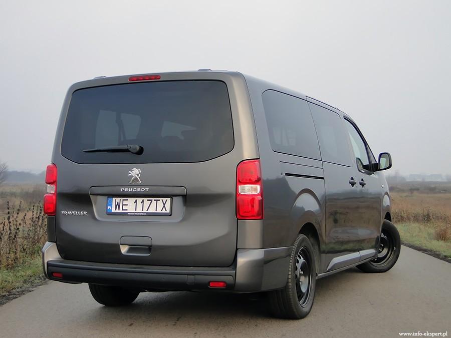 2 3 - Test Peugeot Traveller Business Long 2.0 BlueHDi