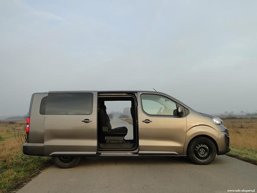 3 1 - Test Peugeot Traveller Business Long 2.0 BlueHDi