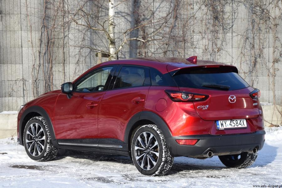 4 1 - Test Mazda CX-3 2.0 AT SkyPASSION