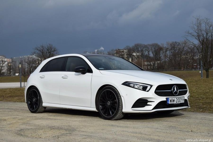 1 3 - Test Mercedes A200