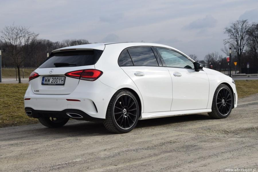 2 2 - Test Mercedes A200