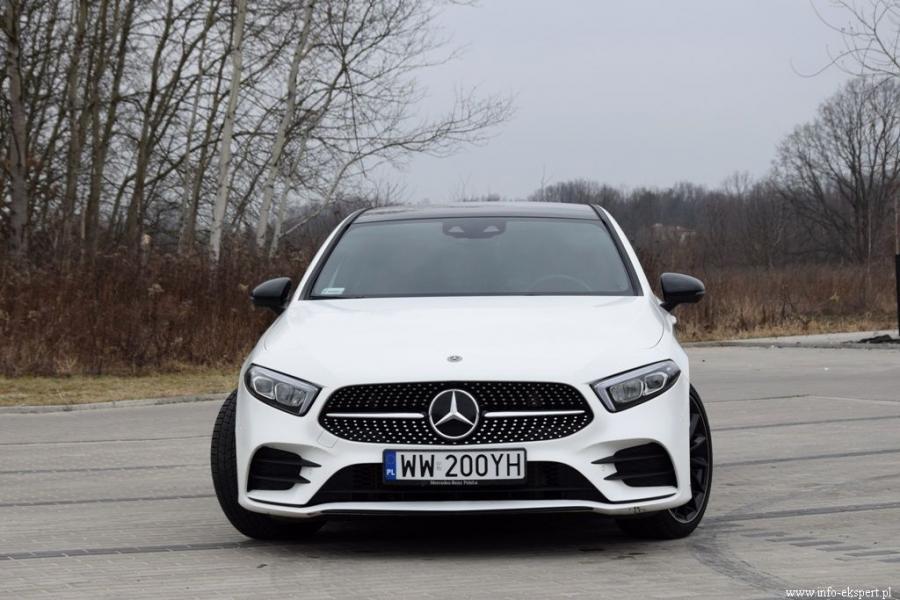 3 2 - Test Mercedes A200