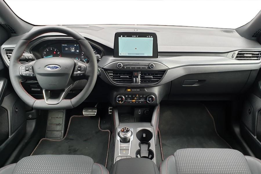 7 - Ford Focus IV – mistrz w prowadzeniu