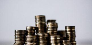 spora ilosc monet