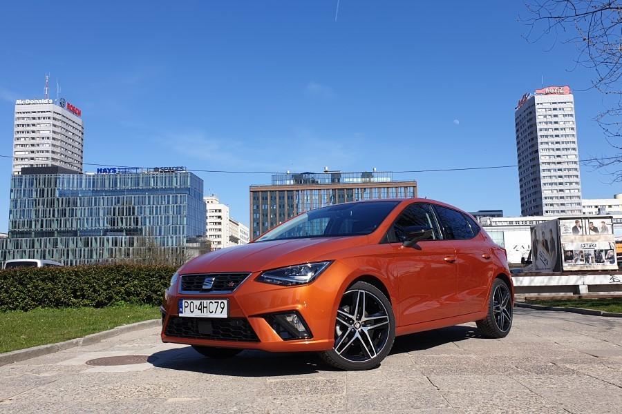 1 1 - Seat Ibiza FR 1.5 TSI – (poza)miejska siła charakteru