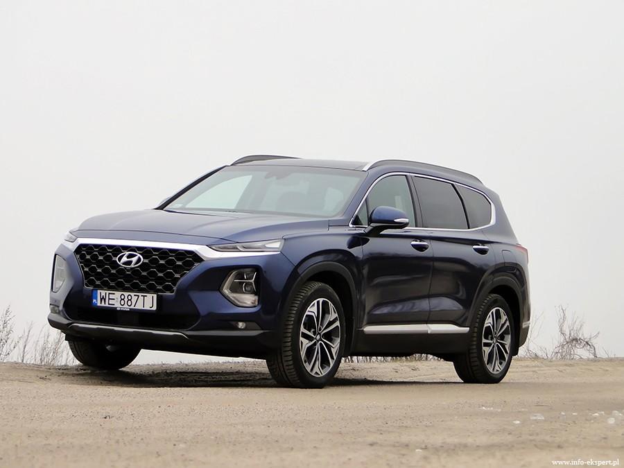 1 3 - Test Hyundai Santa Fe 2.0 CRDi Platinium 4WD