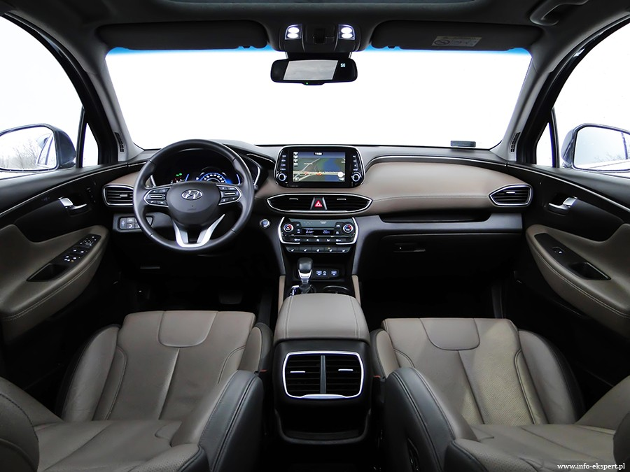 10 - Test Hyundai Santa Fe 2.0 CRDi Platinium 4WD