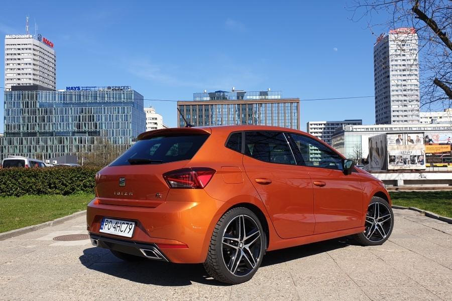 3 1 - Seat Ibiza FR 1.5 TSI – (poza)miejska siła charakteru