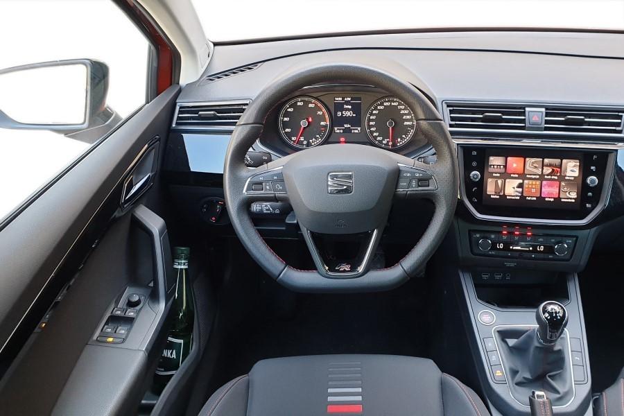 7 1 - Seat Ibiza FR 1.5 TSI – (poza)miejska siła charakteru