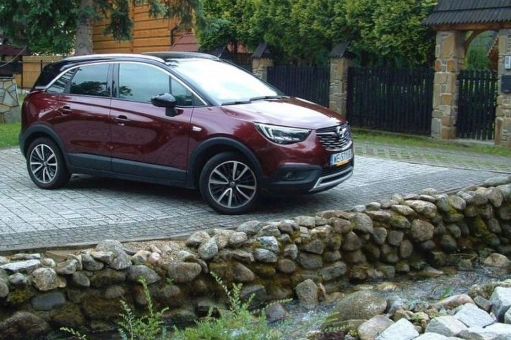 1 - Test Opel Crossland X 1.5D Elite