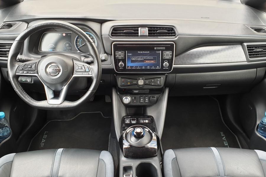 10 - Nissan LEAF II – energicznie napędzana sprzedaż