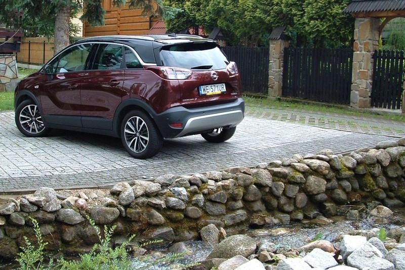 4 1 - Test Opel Crossland X 1.5D Elite