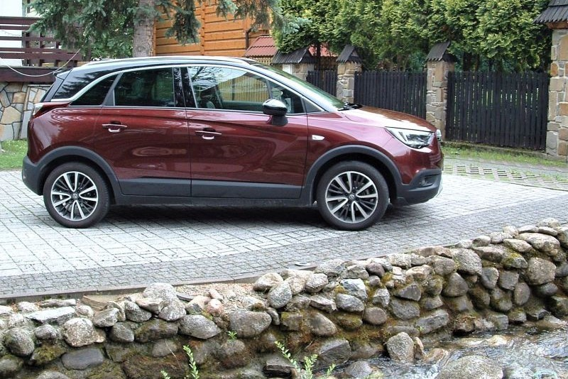7 - Test Opel Crossland X 1.5D Elite