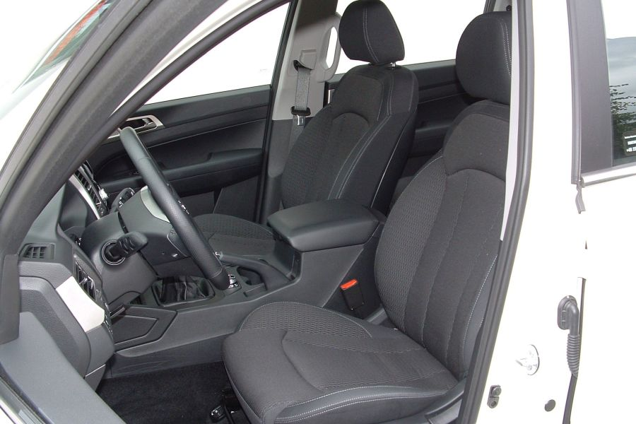 28 - Test SsangYong Musso Grand 2.2 Quartz 4WD