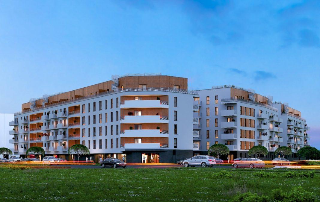 Soleil de Malta - Rusza budowa słonecznego osiedla w Poznaniu