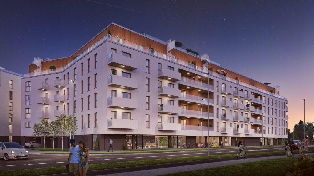 Soleil de Malta 4 - Rusza budowa słonecznego osiedla w Poznaniu