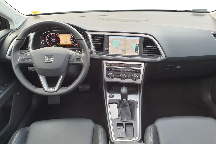 22 - Seat Ateca 2.0 TSI vs. Leon Kombi 1.5 TSI – trud wyboru