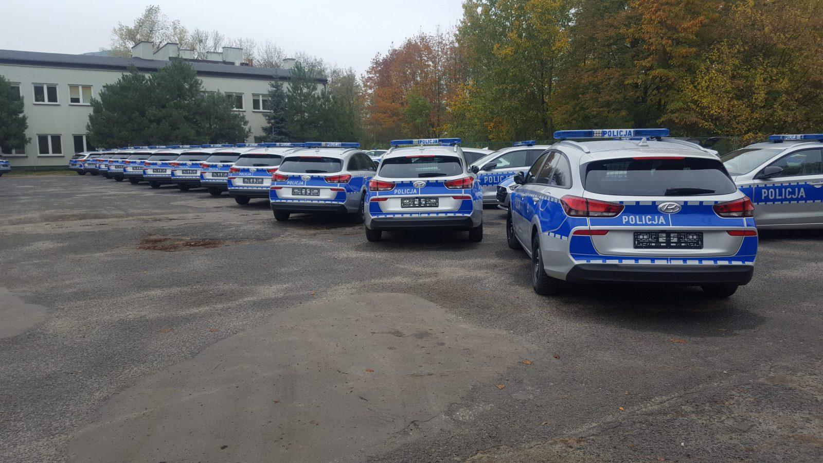 police hyundai i30