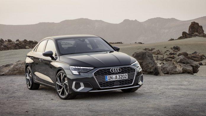 Przód Audi A3 Limousine